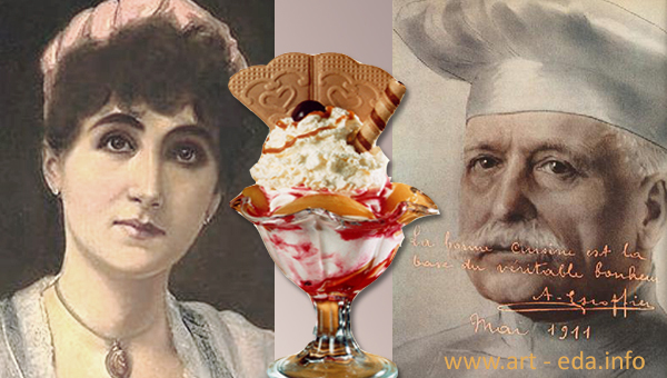 Melba and Escoffier