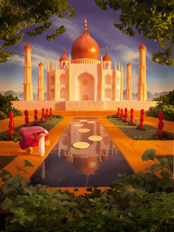 onion Taj Mahal   600 х 800