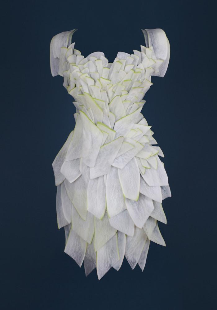 Белый редис