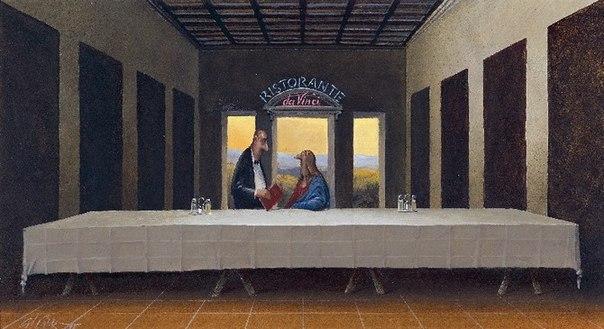 Не хотите ли столик на одного Или ждете кого