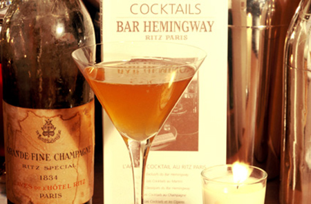 cocktail Ritz Sidecar