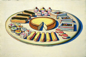 wayne thiebaud french pastries 800 х 531