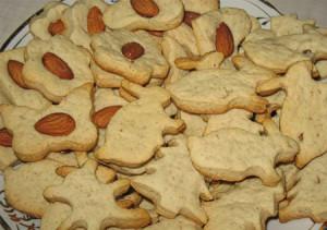 миндальное печенье 450  х 317