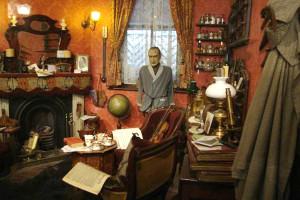 музей шерлока холмса 600 х 400