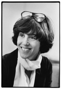 Writer Nora Ephron Portrait Session