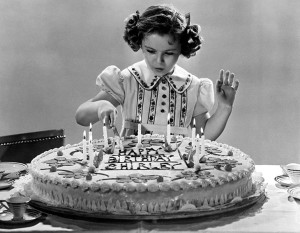 shirle temple  birthday 730 х 569