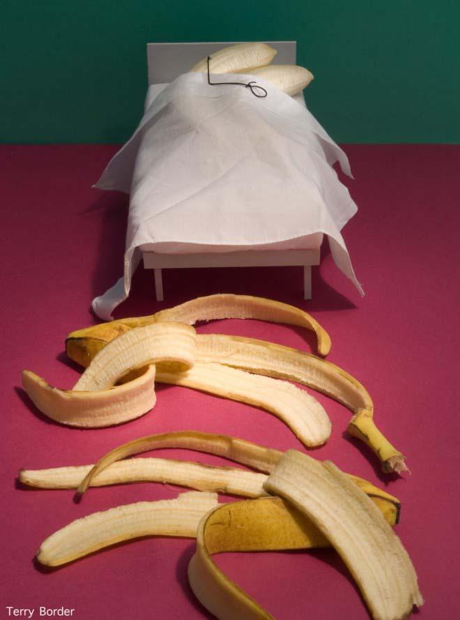 Бананы в кровати 660 х 889