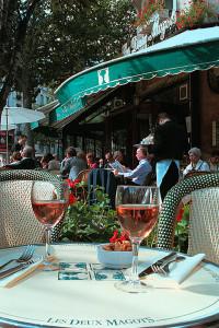Cafe Deux Magots 600 х 896
