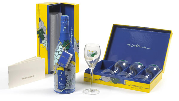 taittinger collection 600 х340