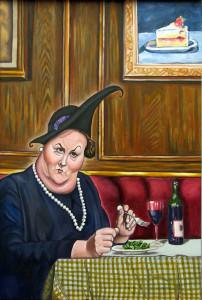 Lunch Lady David Wiemers