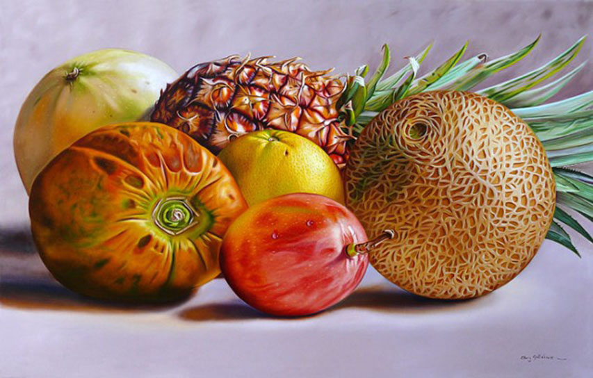 Эллери Гутьеррез Тропические фрукты 2011 853 х 544