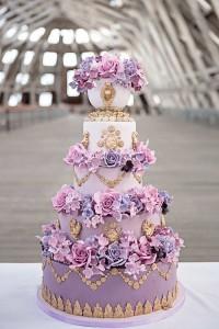 свадебный торт Мария-Антуанетта 700 х 1050