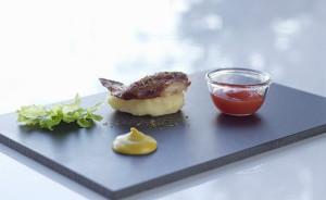 Восточно-европейские суши Цыпленок-нигири 700 х 430