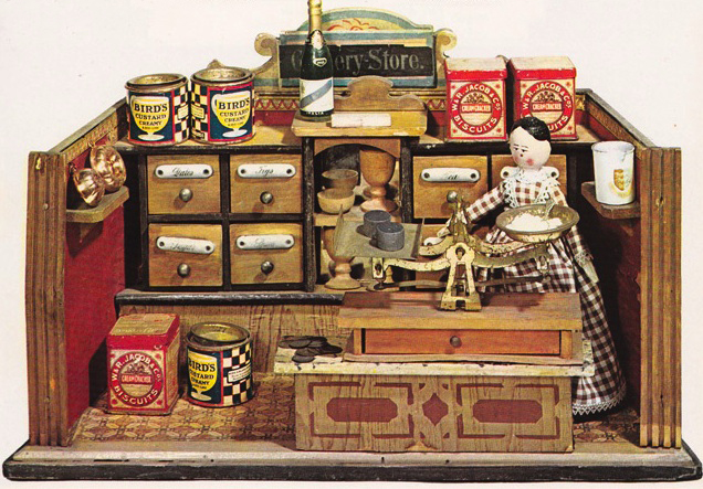 doll-houses