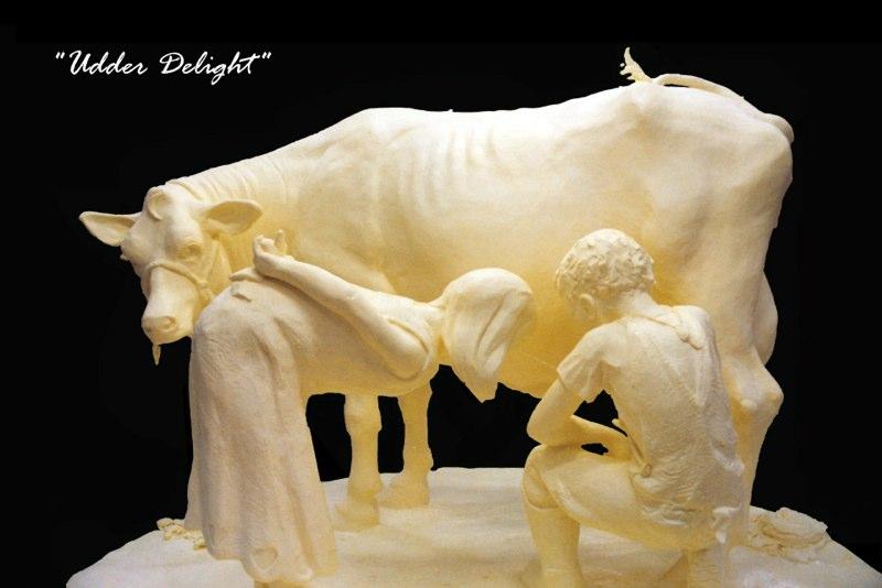 масляные скульптуры_2009