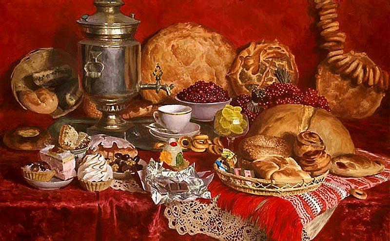 сергей Андрияка Все к чаю, 2001   800 х 495