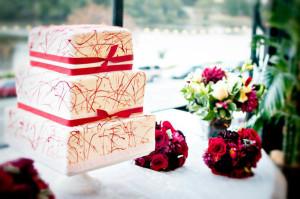Свадебный торт Поллок 900 х 598