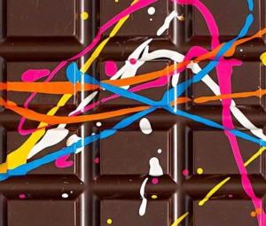 шоколад Pollock фрагмент 660 х 561