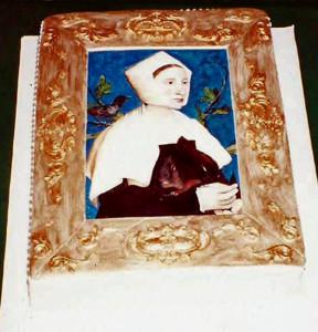 торт в стиле Гольдбейна 600 х 624