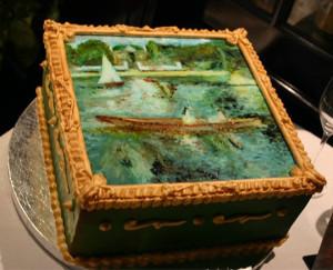торт в стиле Ренуара 660 х 536