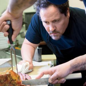 Джо Фавро на кухне 550 х 550