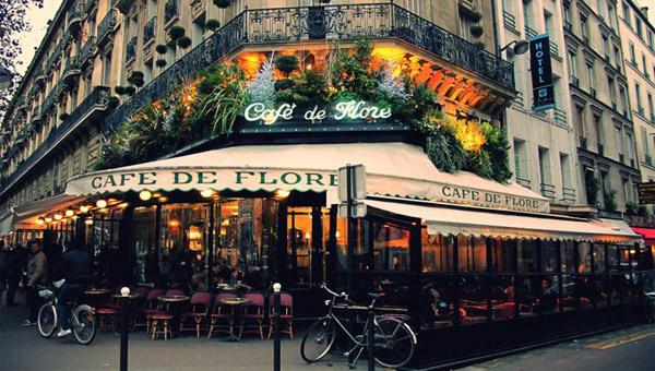 Кафе де Флор 600 х 340