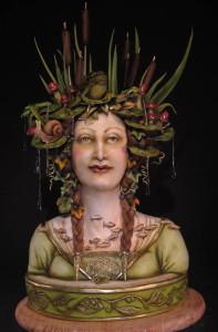 Карен Порталео, торт Владычица озера 750 х 1137