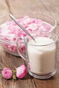 сахар с розой 600 х 900