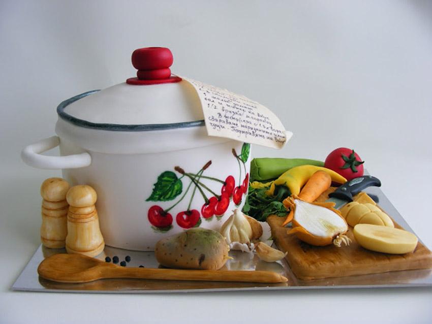 торт Рецепт супа  850 х 638