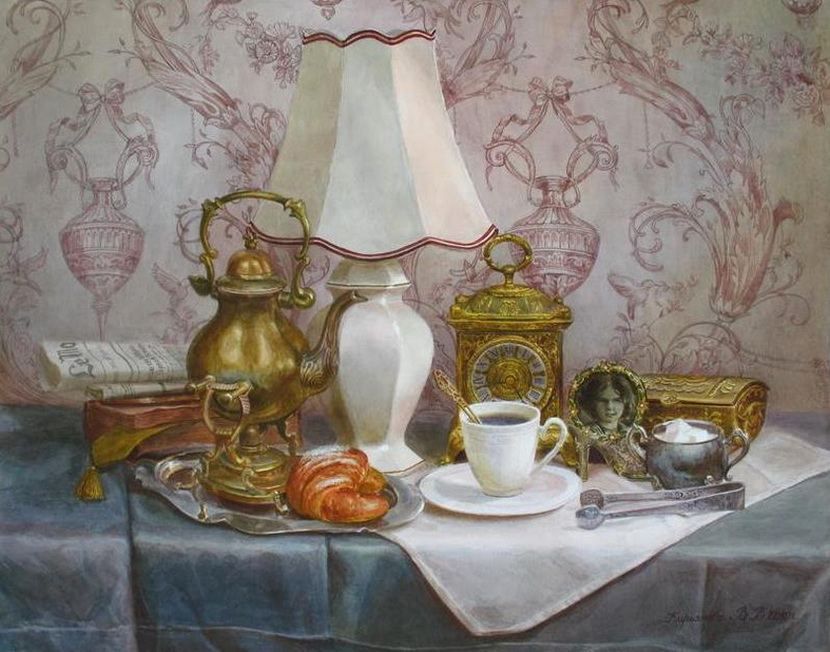 виктория кирьянова Французский завтрак