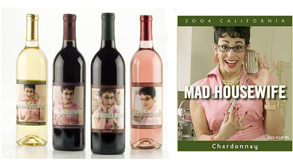 вино Безумная домохозяка (Mad Housewife) 600 х 340