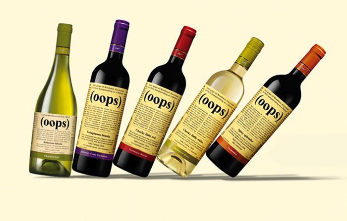 вино Упс (Oops) 700 х 447