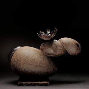 шоколадная скульптура Патрик Роджер 600 х 600