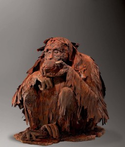 шоколадный орангутанг 850 х 995