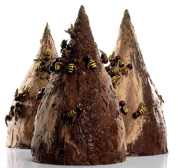 шоколадный улей 600 х 567