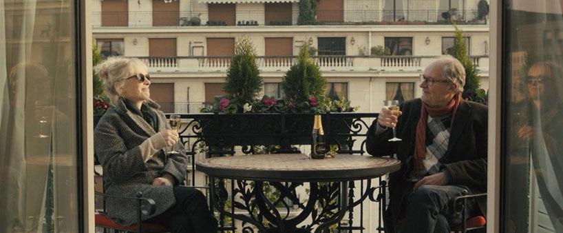 кадр из фильма Уик-энд в Париже 818 х 338