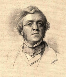 William Makepeace Thackeray 653 х 760