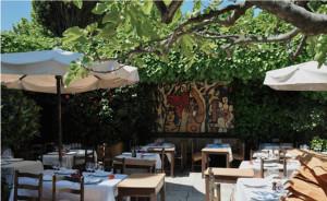 открытая терраса ресторана золотая голубка 650 х 399