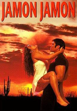 постер фильма_Jamon, jamon