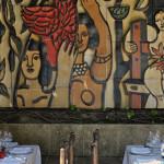 ресторан La Colombe d'Or фреска Леже 600 х 340