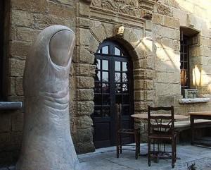 скульптура Бальдаччини Сезара 621 х 500
