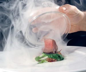 блюда молекулярной кухни_