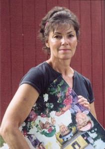 художница Susan Brabeau 450 х 639