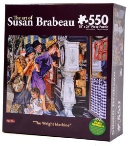 пазлы по картинам Susan Brabeau 700 х 788
