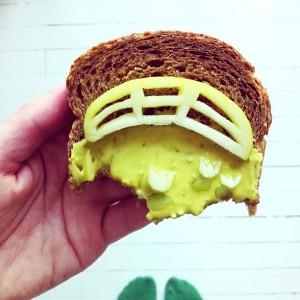 The Art Toast Project _Ida Frosk_фото_треш