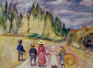 Munch-fairytale