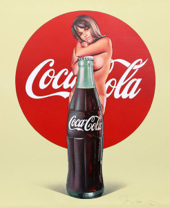 Mel-Ramos-Lola_Cola-1972