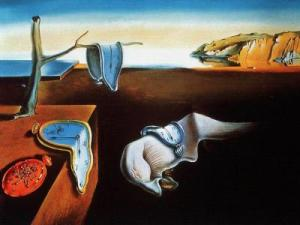 Сальвадор_Дали_Постоянство памяти_ Salvador Dali _The Persistence Of Memory