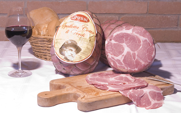 Spalletta cotta di Verdi 600 х 375