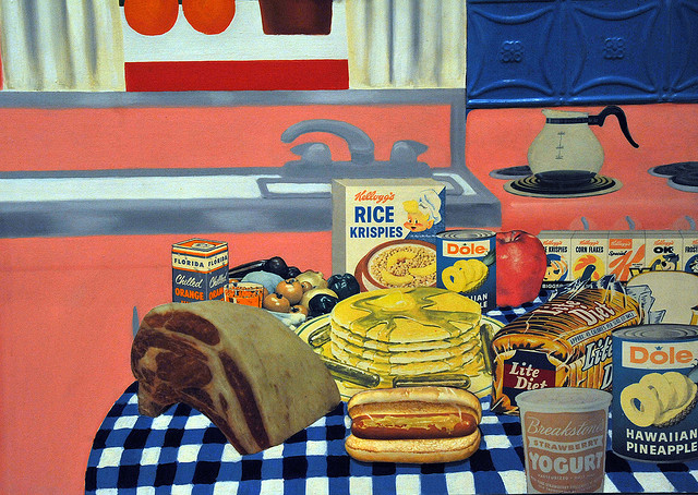 Tom Wesselmann_Still Life #30_1963